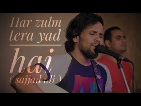 Har Zulm Tera Yaad Hai || Manoj Chadda || Anuj Pal Singh || Ghazal || Sajjad Ali