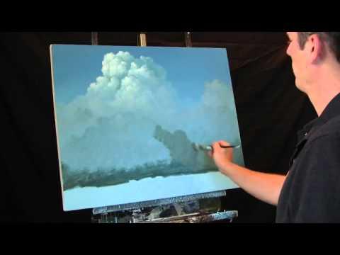 วาดก้อนเมฆแบบเซียนๆ .MP4