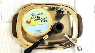 "Pipe Tobacco Review: Dunhill ""Early Morning Pipe"""