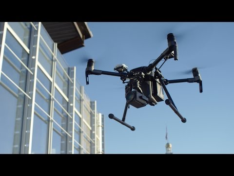 DJI – Introducing the Matrice 200 Series