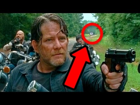 Walking Dead 6x09 - IN-DEPTH ANALYSIS & RECAP (Season 6, Episode 9) (609)