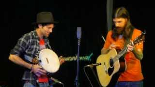 The Avett Brothers - Cigarettes, Whiskey, and Wild Wild Women (Live 10/18/2013)