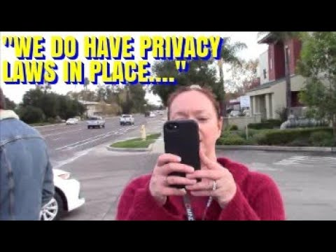 1st Amendment Audit, Mindbody SLO: Forbidden Filming