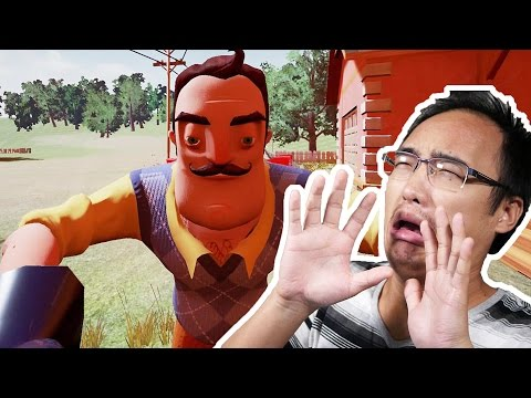 ON S'INFILTRE CHEZ NOTRE VOISIN LOUCHE ! | Hello Neighbor #1