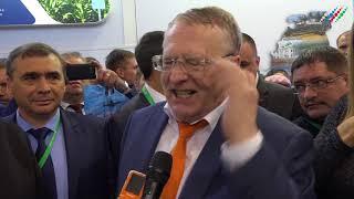Жириновский о нападках на Азербайджан и визите короля Саудовской Аравии