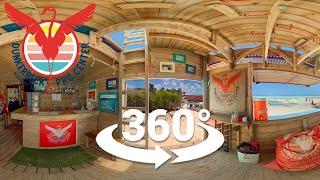 360-degrees view of the DUNKERBECK PRO SHOP Bonaire Dutch Caribbean