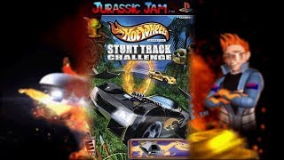 Hot Wheels: Stunt Track Challenge, Jurrasic Jam Playthrough