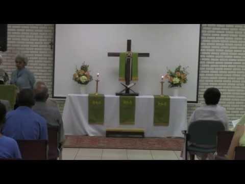EELC Sunday worship 08/17/2014