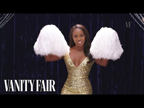 Aja Naomi King s You How to Be a Cheerleader  Secret Talent Theatre  Vanity Fair
