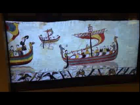Viking Star animated Bayeux Tapestry