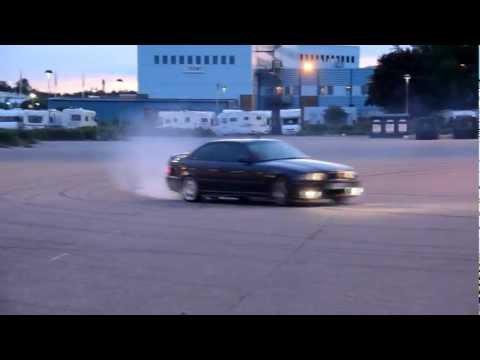 BMW M3 e36 3.2 Drift Practice