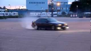 BMW M3 e36 3.2 Drift Practice