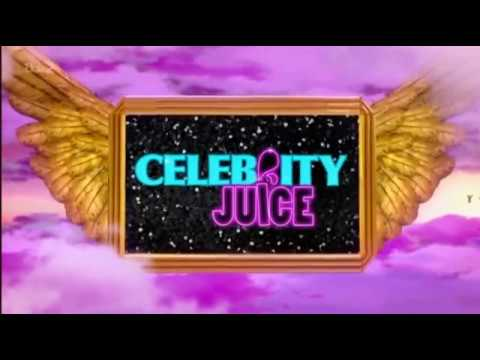 Celebrity Juice with Jake Wood
