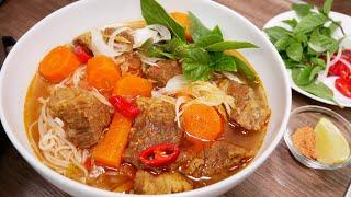 HỦ TIẾU BÒ KHO Instant Pot - Cách nấu BÒ KHO thơm ngon và nhanh mềm tiết kiệm Điện by Vanh Khuyen