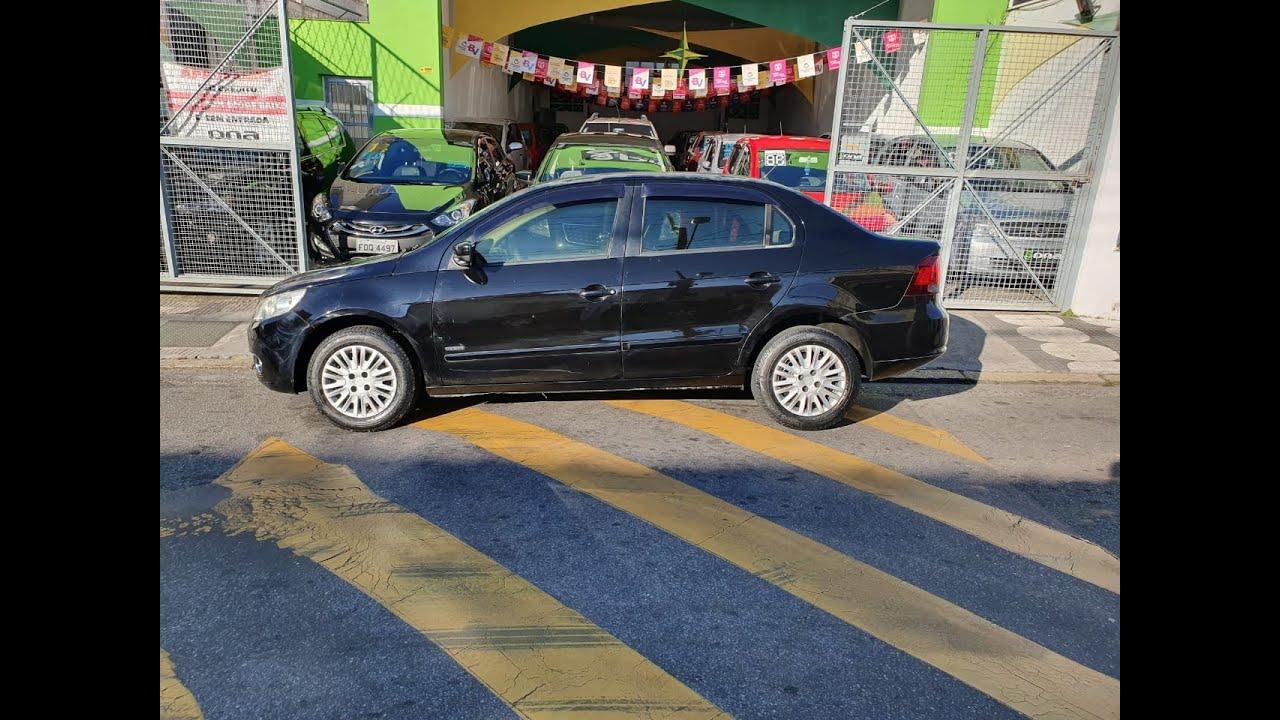 VW/VOYAGE TREND 1.0 COMPLETO AR 2011 TEM SCORE BAIXO LIGA AGORA!!!