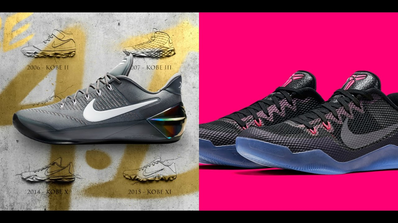 f8c2f69de70527 Kobe AD and Kobe 11 Cloaks Review And Unboxing - YouTube