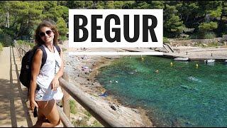 Begur /  Costa Brava/ Cataluna / Espana / Pueblos de Cataluna