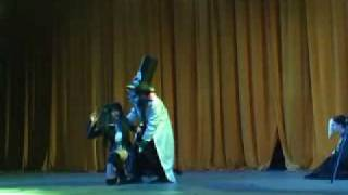 D.Gray-Man Skit (Cosplay Society - Nijikon 2009)