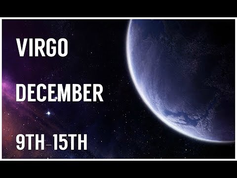 VIRGO. .IT'S YOUR TIME! DECEMBER 9TH-15TH WEEKLY READING!