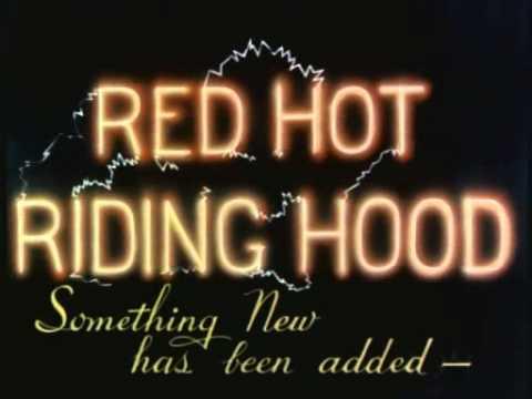 REDHOT RIDING HOOD Tex Avery