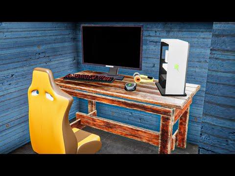 FULLOS SETUP KERTI ASZTALON... xD ? Internet Cafe Simulator #3