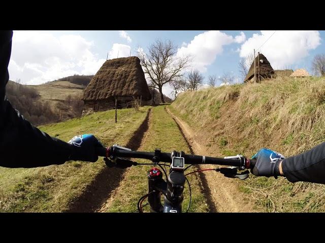 Rimetea - Valea Inzelului - Sub Piatră