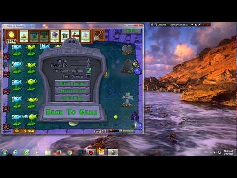 hack plants vs zombies bằng cheat engine - Hướng dẫn cách hack sun Plants Vs Zombies 1 bằng Cheat Engine