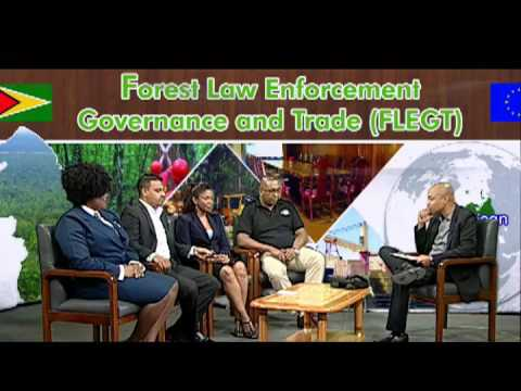 Update on Guyana/EU Timber Trade Agreement