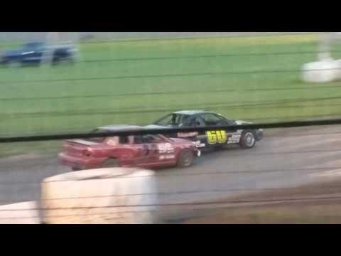 Dustin Virkus @ KRA Speedway- Feature 7.20.17
