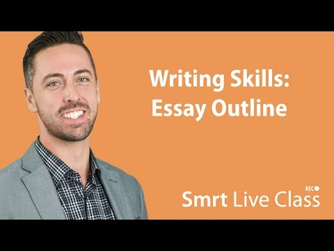 Academic Writing: Essay Outline - English For Academic Purposes With Josh #12