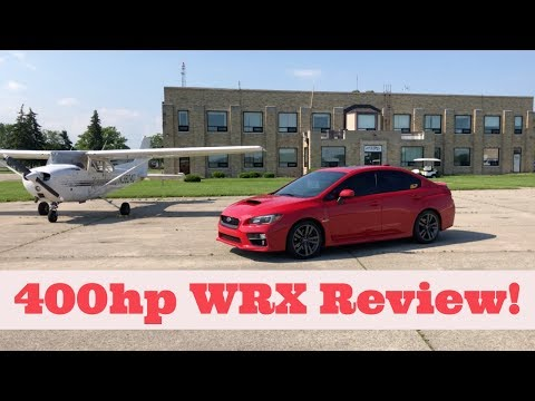 2016 Subaru WRX Review! FBO 400hp