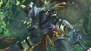 Final Fantasy X HD Remaster - Kimahri Attacks