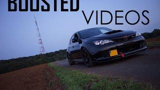 subaru impreza wrx sti hatchback 2008 by boosted videos