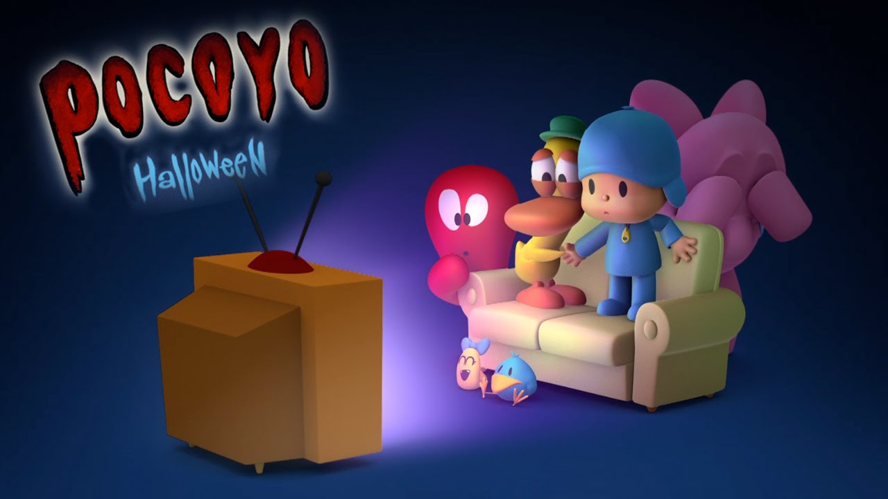 Download 🎃POCOYO in ENGLISH - Eager for Halloween? | Full Episodes | VIDEOS and CARTOONS for KIDS