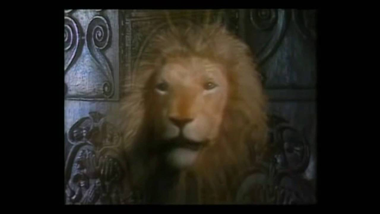 The silver chair bbc - Narnia Bbc Aslan Scene