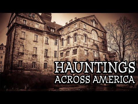Full Movie: Hauntings