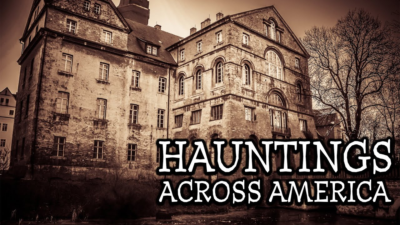 Download Full Movie: Hauntings Across America (Narrated by Michael Dorn)