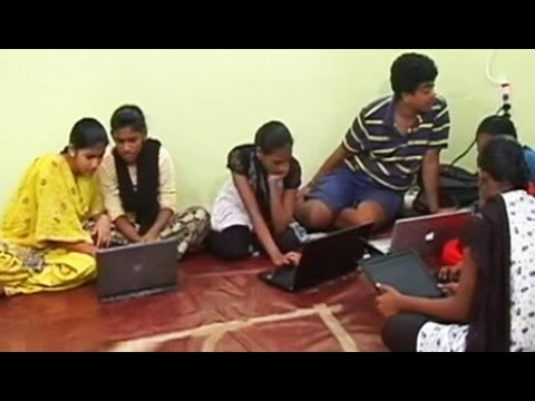 Citizens' voice: Dharavi coders