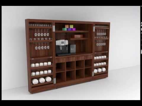 Beverage Cabinet by Sebastian Clarke - YouTube