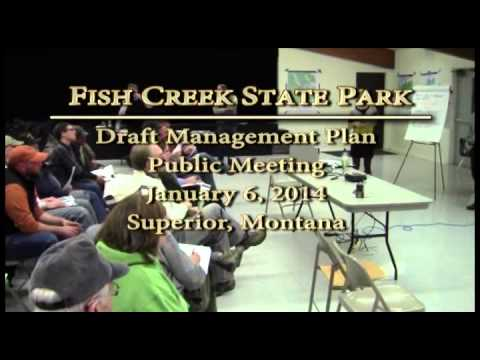 Fish Creek Draft Management Plan Jan 6 2014