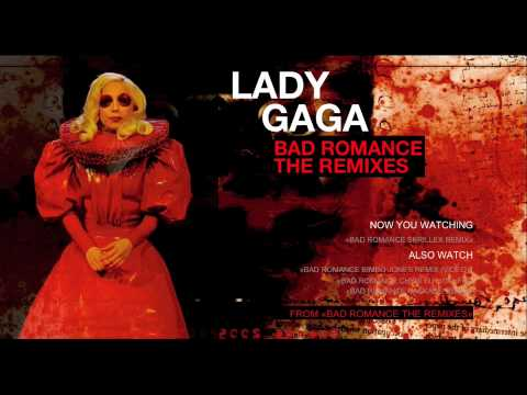 Lady GaGa - Bad Romance (Skrillex Club Remix)