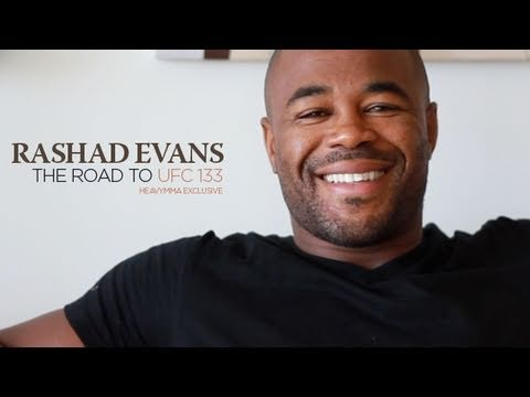 Rashad Evans: The Road to UFC 133