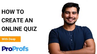 How To Create An Online Quiz In Under 5 Mins