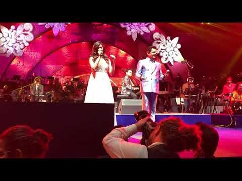 Radha Kaise Na Jale Live Performance By A. R. Rahman & Udit Narayan Dec 2018