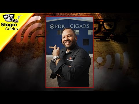 Stogie Geeks #200 - Abe Flores, PDR Cigars