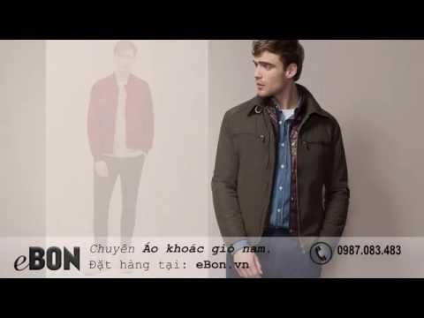 Áo Khoác Gió Nam: Những Kiểu áo đẹp Nhất Thu đông Năm Nay!