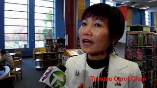 20171004, Carol Chan, YRdsb trustee, 陳煥玲, coffee chat
