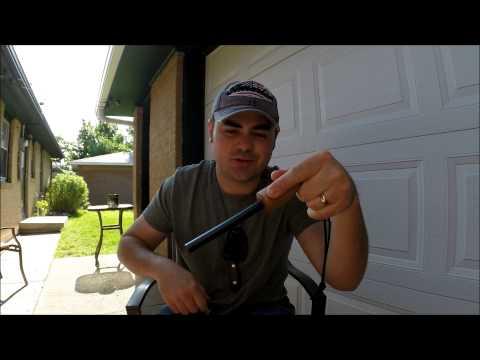 Double Rod Sheath - Ferro Rod Meets Magnesium Rod