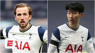 It's not just Harry Kane, what about Son Heung-Min's future at Tottenham?! - Ogden | ESPN FC
