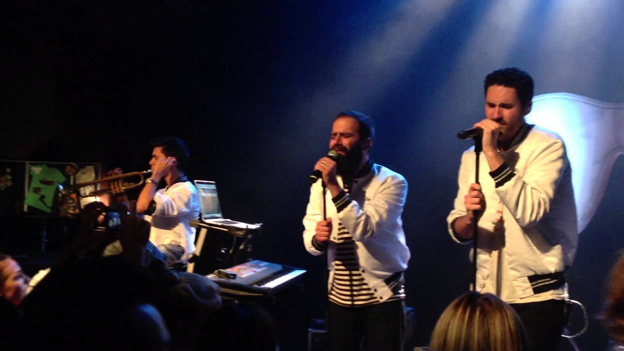 Origami - Capital Cities live concert in Munich München ... - photo#11